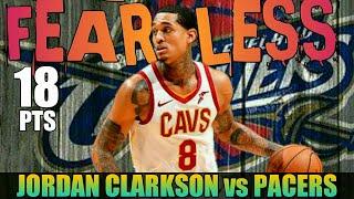 Jordan Clarkson 18 points Full Highlights | Cavs vs Pacers 2-10-18