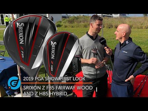 SRIXON Z 785 FAIRWAY & HYBRID