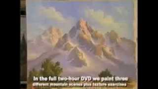 How to Paint Majestic Mountains