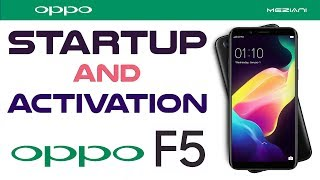 Remove Pattern & Pin OPPO F5 CPH1723 With MRT Key