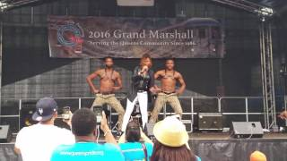gypsy woman she is homeless live at queens pride crystal waters