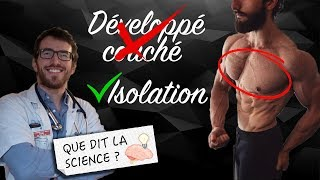 Se muscler avec l'ISOLATION - Que dit la SCIENCE ? Ft. Le Doc