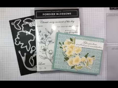 Stampin' Up! Forever Blossoms Card Tutorial