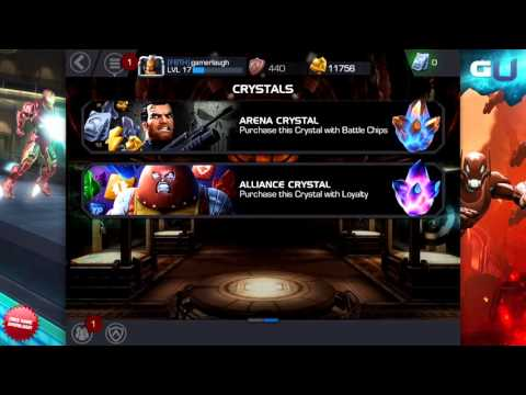 MARVEL: Contest of Champions - Currency and How to Spend It