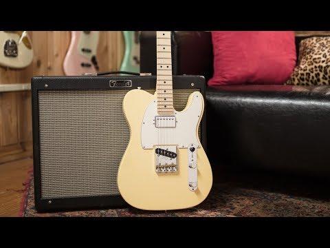 Fender American Performer Telecaster HS | Nicholas Veinoglou Demo