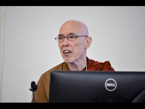 Ven. Bhikkhu Bodhi - The Four Noble Truths of the Climate Crisis