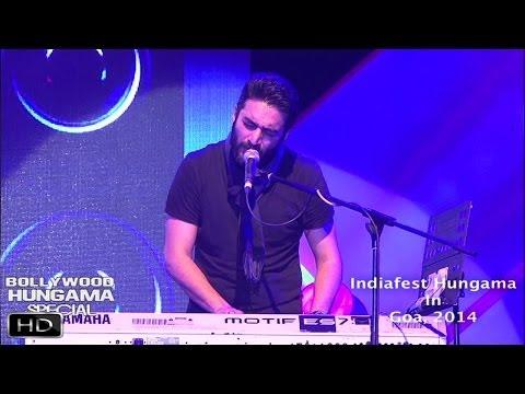 Shekhar Ravjiani Sing Dil Ne Tumko At Channel V Indiafest in Goa