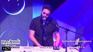Shekhar Ravjiani Sing Dil Ne Tumko At Channel V Indiafest in Goa