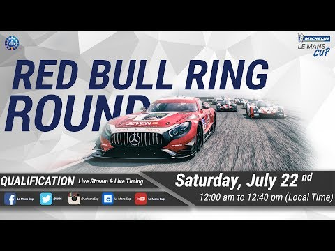 Replay Red Bull Ring Round Qualifications Youtube