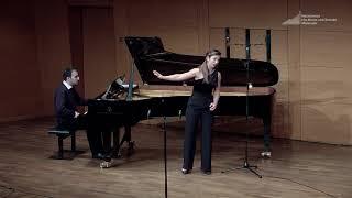 "W.A. Mozart, Così fan tutte: ""Ah, scostati!...Smanie implacabili"" (Dorabella) - Céline Akçağ"