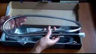Смеситель для раковины Hansgrohe Focus E2 (31926000) с шлангом и лейкой(Смеситель предназначен для установки в раковину. Смеситель Hansgrohe FOCUS E2 (31926000) имеет керамический узел смешив..., 2014-02-09T12:30:15.000Z)