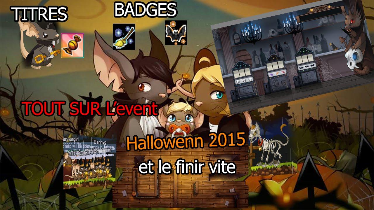 Transformice-event Halloween 2015 tout savoir et tout avoir !
