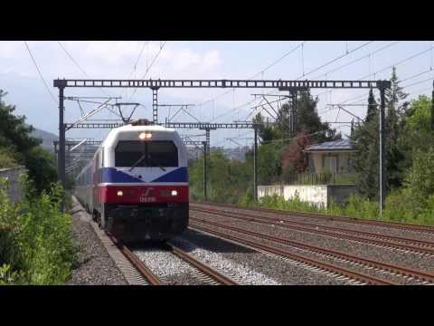 Train-Spotting in Stations of Macedonia, North Hellas.(23-24/07/2013)