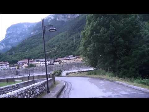 Chiusaforte, Italian Alps