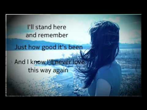 I'll Never Love This Way Again - Dionne Warwick ( w/ lyrics )