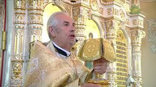 Екатеринбурге престольный праздник отметил храм Всех Святых на Михайловском кладбище.
