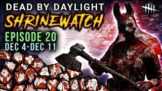 [SHRINEWATCH #20] Dec 5-Dec 11: Dead by Daylight Shrine of Secrets with HybridPanda