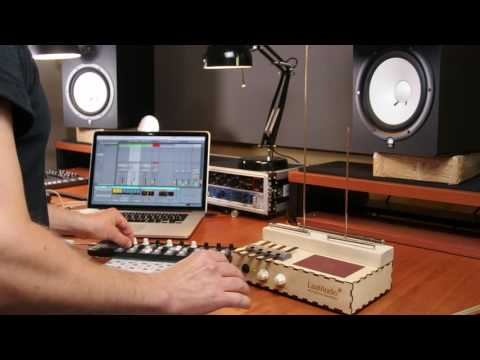 LeafAudio Microphonic Soundbox - Audio Demo