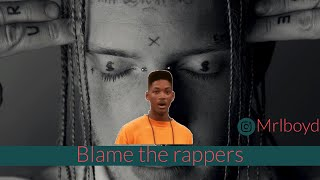Tom MacDonald ft  DAX - Blame The Rappers