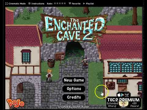 Online Game - The Enchanted Cave 2 Part 1 (2016)  