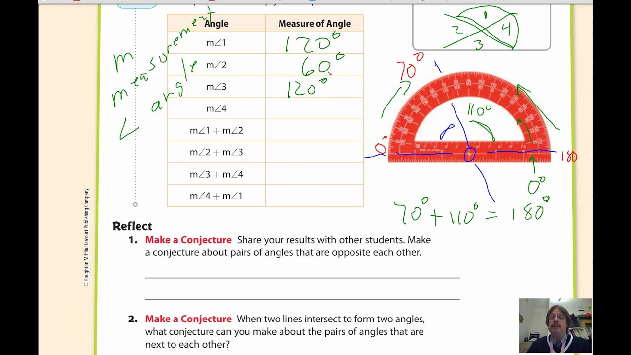 medium resolution of Lesson 8.4 Angle Relationships - YouTube