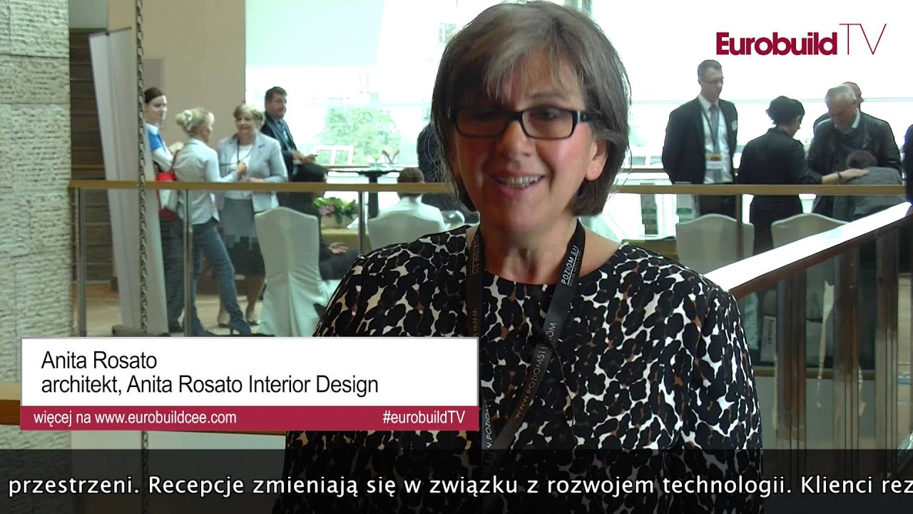 Eurobuild TV: Anita Rosato, Anita Rosato Interior Design