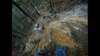 BEST FOUR WHEELER CLIMBS AND CRASHES IN THE SOUTH (HILLCLIMB USA)
