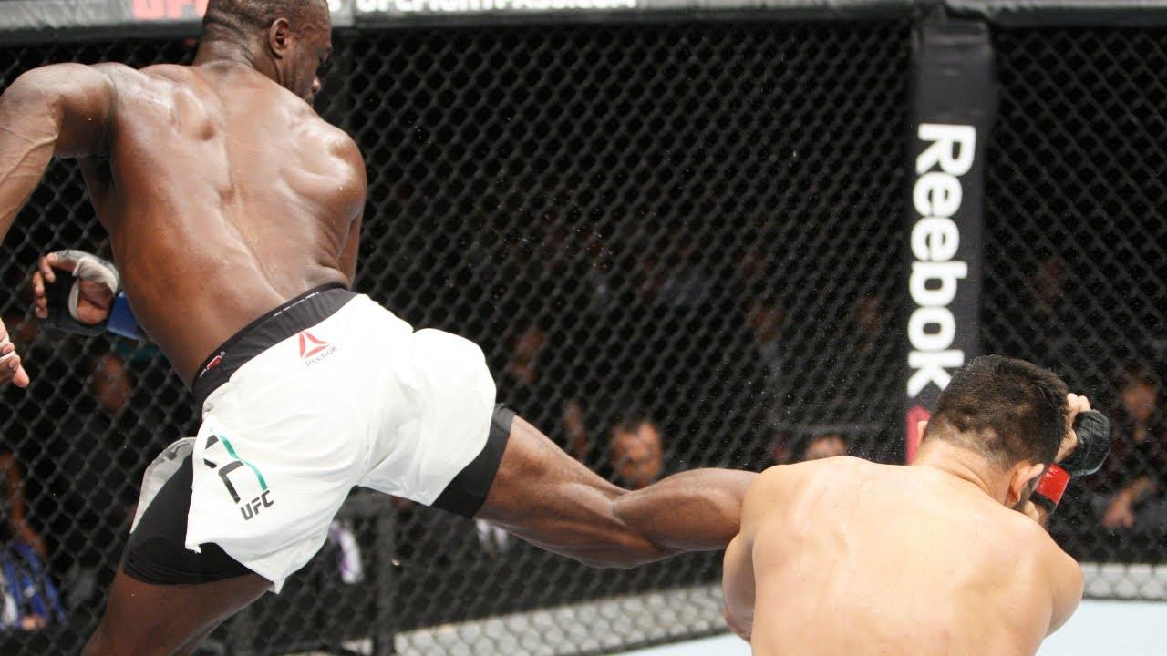 Download Melhores nocautes com golpes rodados na história do UFC