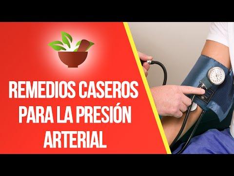 Remedios caseros de la presion arterial alta