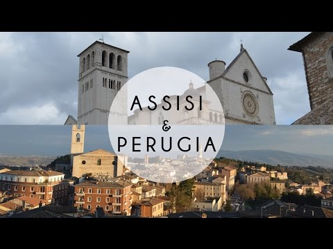 VLOG #54: Assisi & Perugia, Italy | March 6, 2015