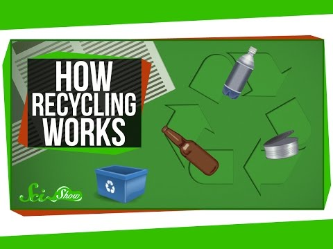 recovering all recyclable material
