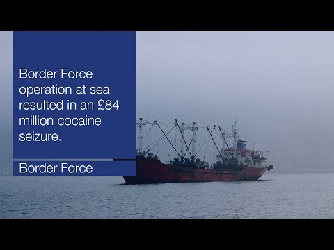 Border Force Spotlight: £84 million cocaine seizure