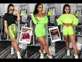 HUGE $500 AFFORDABLE BOOHOO SPRING TRY ON HAUL | Trends of 2019