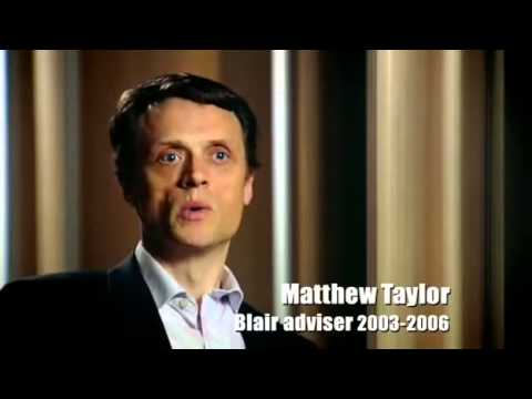 The Rise and Fall of Tony Blair 2007 06 25 Part 2