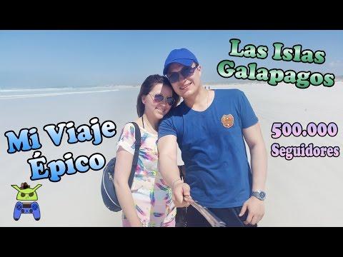 Mi Viaje pico a las Islas Galpagos - Especial 500.000 Seguidores
