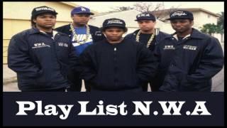 Playlist  N.W.A - Hip Hop Old school