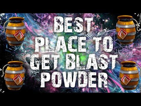 best place to get blast powder fortnite save the world - fortnite save the world blast powder
