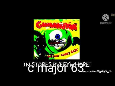 Klaskyklaskyklaskyklasky Gummy Bear Effects 64