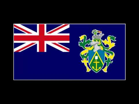 Pitcairn Island National Anthem: Come Ye Blessed (Music)