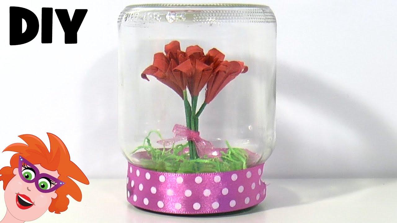 Diy Zelf Pot Met Bloemen Maken Voor Moederdag