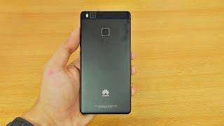 Huawei P9 Lite (BLACK) - Unboxing! (4K)