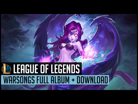 League Of Legends - Warsongs (Full Album)