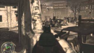 Call of duty 5 German Campaign part 4 Counter-attack