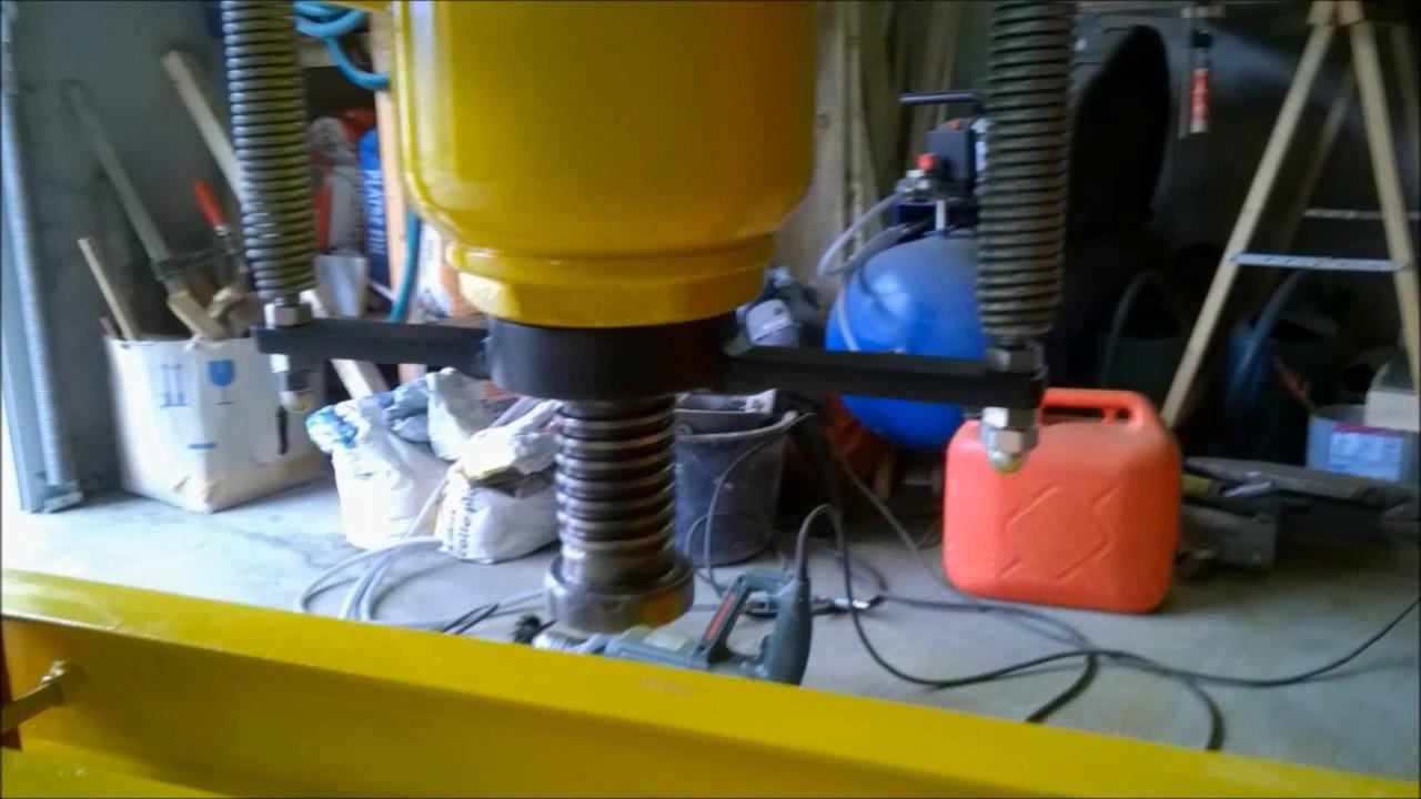 Presse Hydraulique /cric Bouteille 20 Tonne