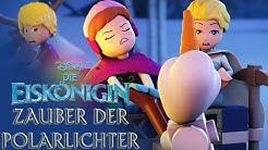 Die Eiskönigin: Zauber der Polarlichter - Folge 1: Das Wettrennen | Disney HD