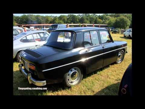 1965 Renault 8 Major Youtube