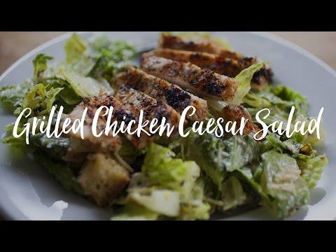 Grilled chicken breast salad near me