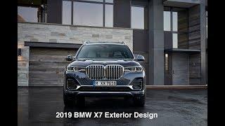 The new BMW X7 - Exterior Design