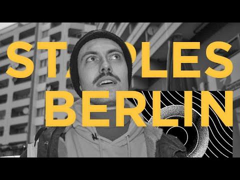 STAPLES: BERLIN with Marlon Hoffstadt