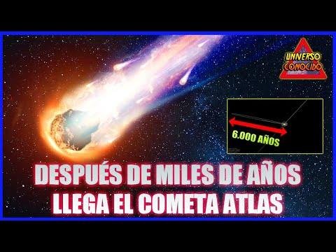 despuÉs-de-miles-de-aÑos-llega-el-cometa-atlas-y-podrÍa-ser-visible-a-simple-vista-en-2020